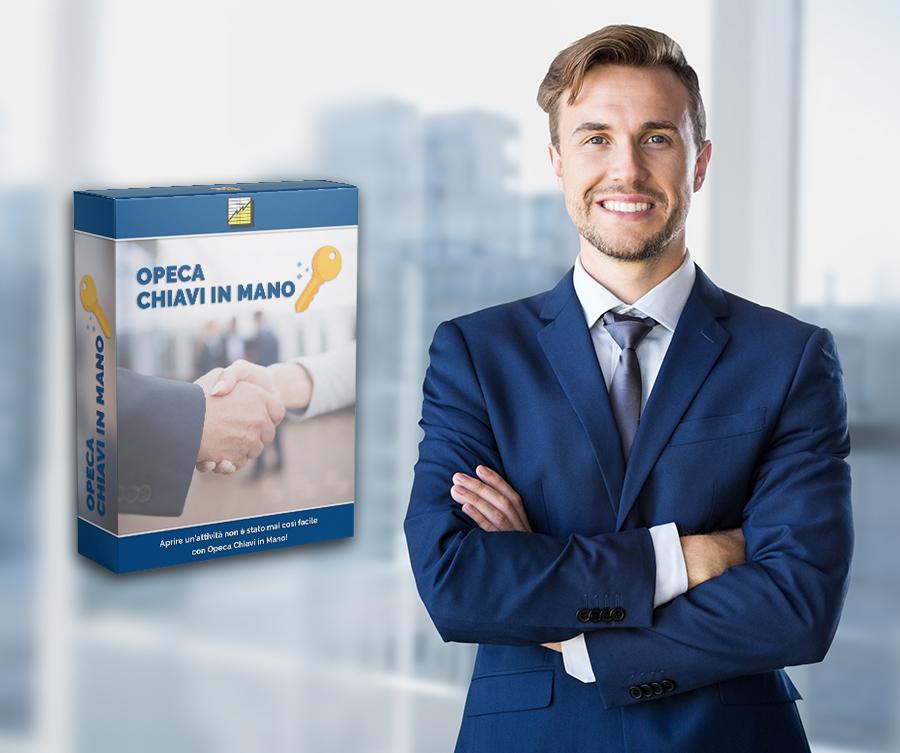 Opeca Chiavi in Mano - Operatori Economici Associati - Servizi Aziendali
